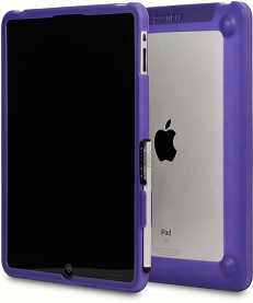Ultraviolet Particle Case for iPad